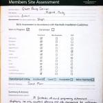 Marshalls Assesment